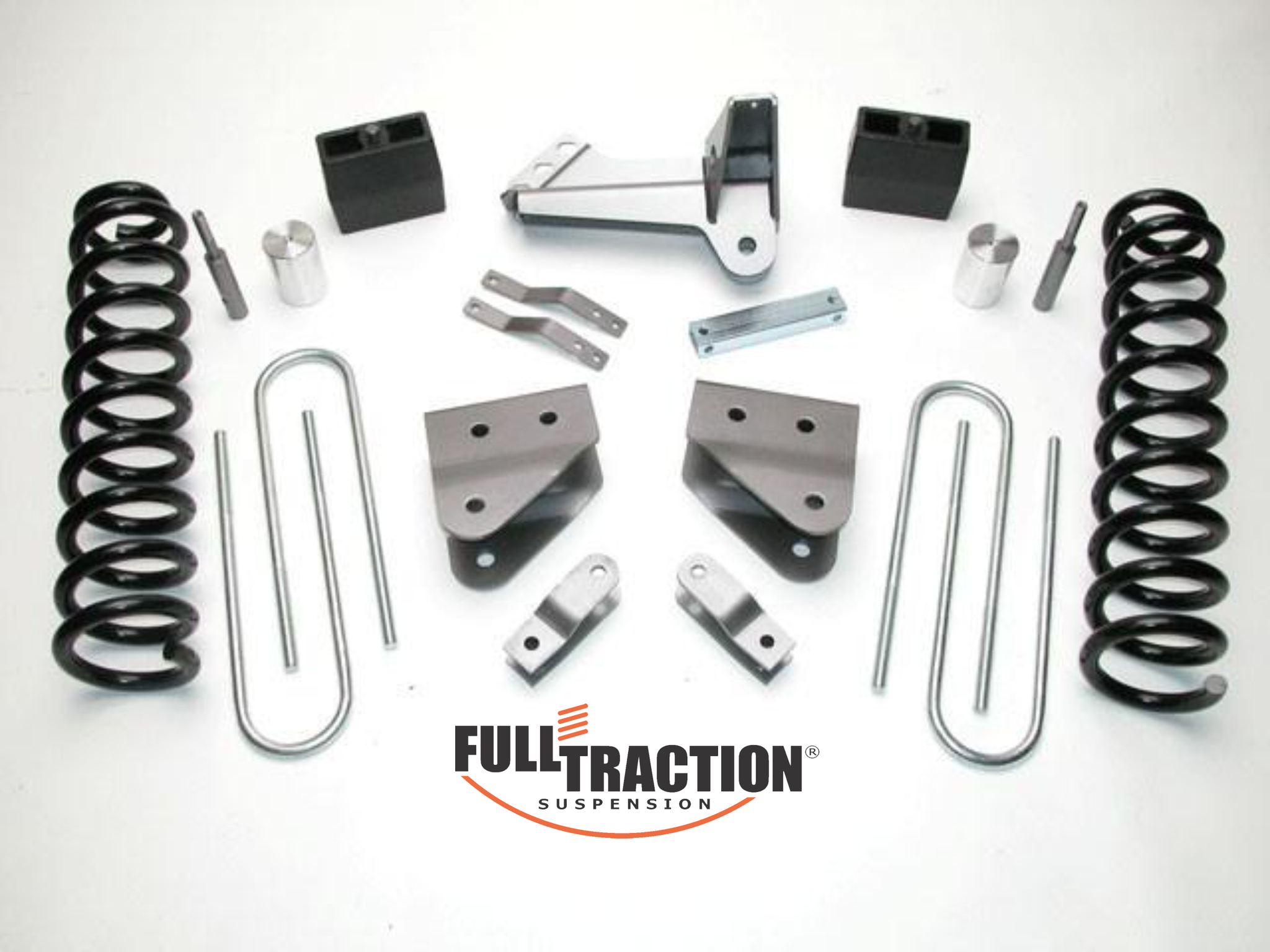 2005-2014 6.0 inch Basic Radius Arm Lift System Part #FTS7841
