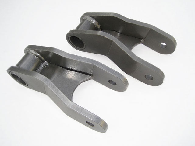 Jeep XJ Cherokee Heavy Duty Rear Leaf Spring Shackles  Part FTS720616