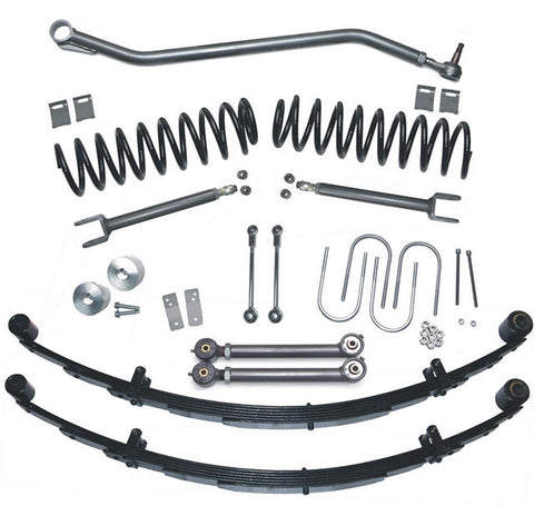 Jeep XJ Cherokee 3.5-inch Ultimate SRS Suspension Part FTS7209