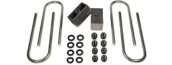 4.0 Lift Block & U-Bolt Kit