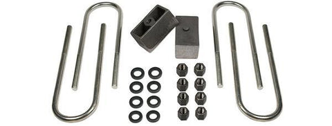 2.5 Lift Block & U-Bolt Kit