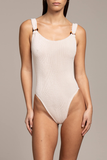 Hunza G - Domino One Piece - Nude