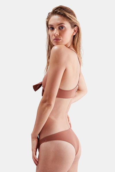 Solid & Striped - Fiona Bikini Set - Mocha