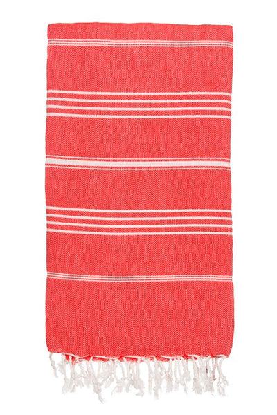 Hammamas - Flame Beach Towel