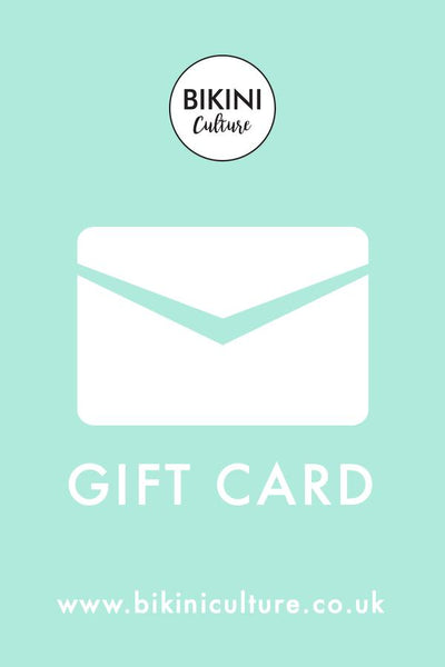 Bikini Culture - Gift Card - Digital