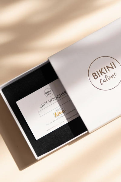 Bikini Culture - Gift Card - Physical