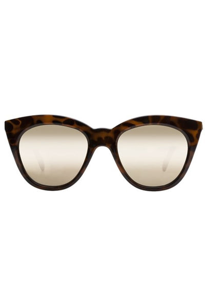 Le Specs - Halfmoon Magic Sunglasses - Tortoise