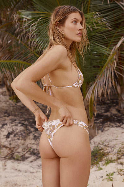 For Love & Lemons - Isla Bikini Set - Floral