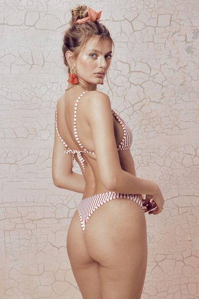 For Love & Lemons - Isla Bikini Set - Stripe