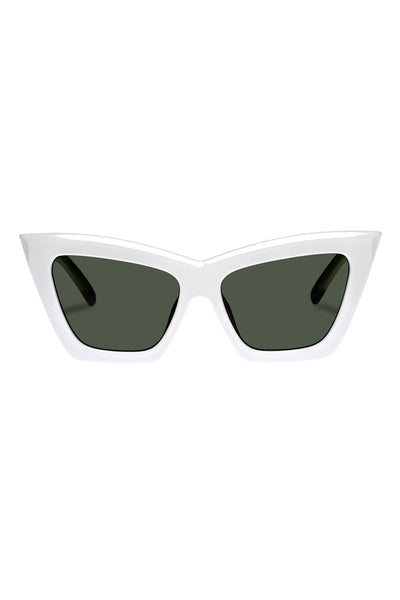 Le Specs - Hathor Alt Fit - White