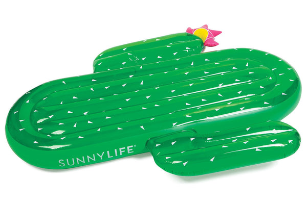 Sunny Life - Luxe Lie-On Cactus Float