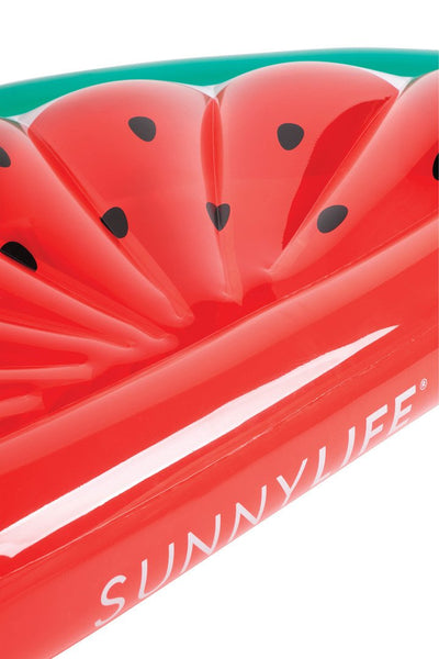 Sunny Life - Luxe Lie-On Watermelon Float