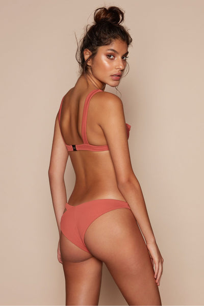 Kopper & Zink - Molly & Carmen Bikini Set - Terracotta