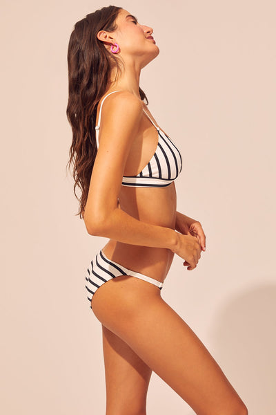 Solid & Striped - Morgan bikini Set - Cream Breton