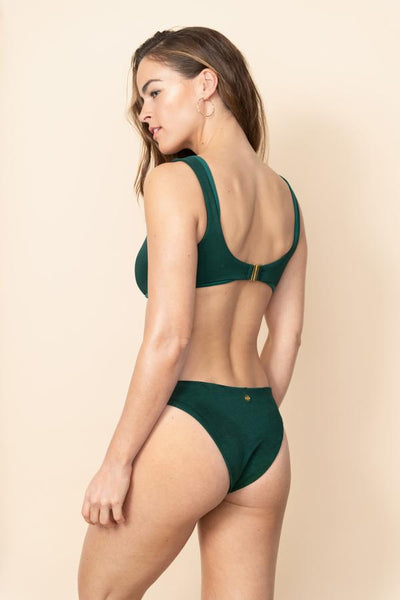 Nookie - Safari Bikini Set - Emerald