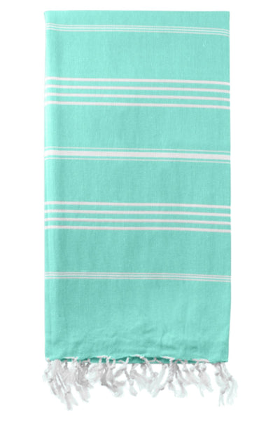Hammamas - Spearmint Beach Towel