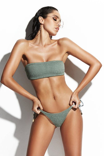Nookie - SugarBaby Bikini Set - Khaki