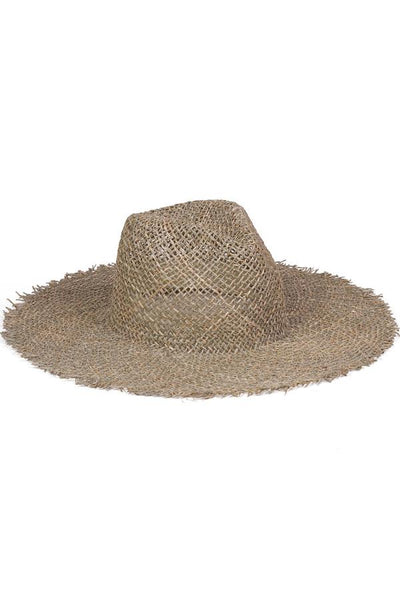 Lack of Color - Sunnydip Fray Fedora