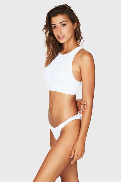 Bond-Eye - Sydney Top & Scene Bottoms - White