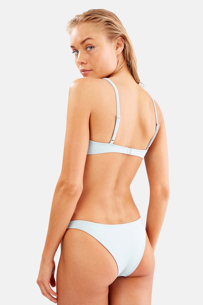 Solid & Striped - The Eva Bikini - Sky