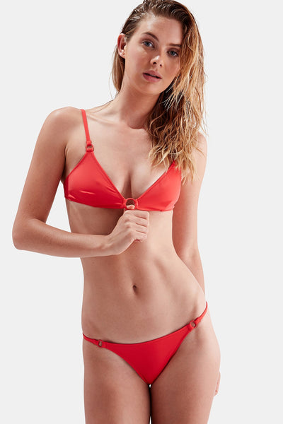 Solid & Striped - Tilda Bikini Set - Red