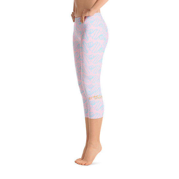 HANG LOOSE CAPRI LEGGING