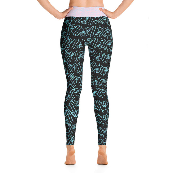 HANG LOOSE HI-WAIST LEGGING