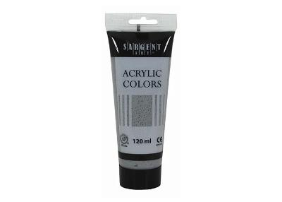 Sargent Medium Grey Acrylic Tube 120Ml