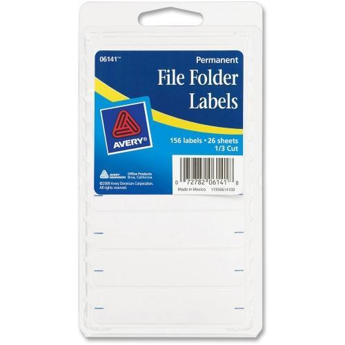 FILE FOLDER LABELS (156CT)