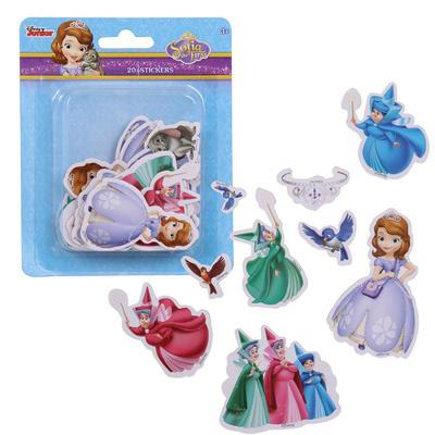 Sofia The First Sticker Pack (20Ct)