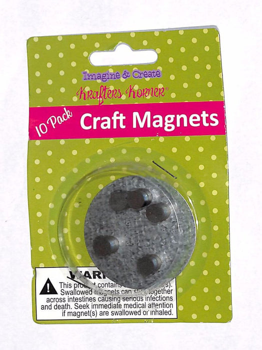 Craft Magnets (10Pk)