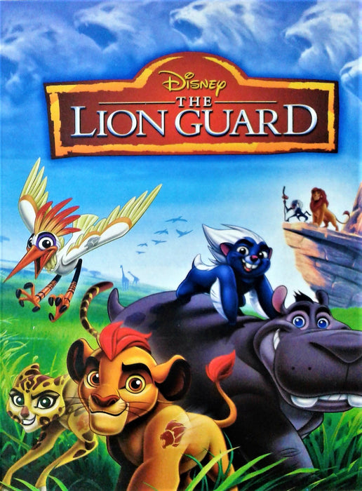 Exercise Book 50Sheet 100Pages Lion Guard