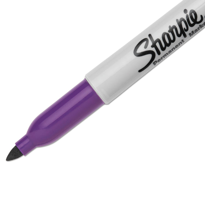 Marker Sharpie Purple Fine 30008