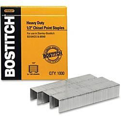 STAPLES HEAVY DUTY 1/2 UP TO 140SHT