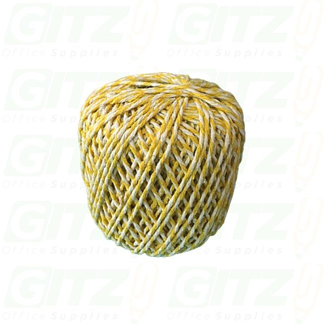 Cotton Twine Rolls - Colored 50g