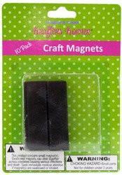 "Craft Magnets 2""X 1/2"" 10/Pk #15573"