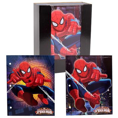 FOLDER 2 POCKET SPIDER MAN 44283