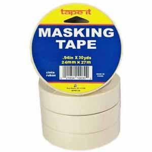 Masking Tape 1 (24Mm) Tape-It