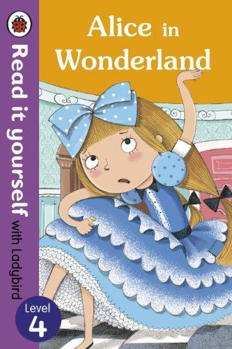 Ladybird Alice In Wonderland-Level 4