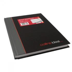 Notebook Collins Black/Grey A4 192Pg-192Pg #6428