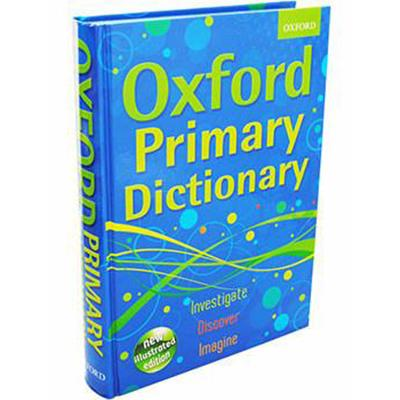 DICTIONARY OXFORD PRIMARY