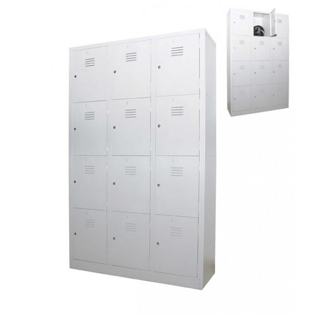 Locker With Compartments