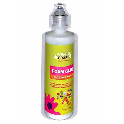 FOAM GLUE 4oz/118ML
