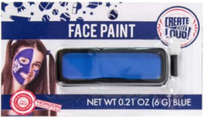Create Out Loud Blue Face Paint