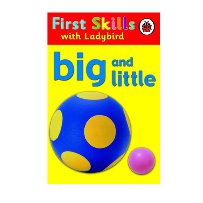 Ladybird First Skills Big And Little
