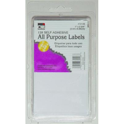 "LABELS ALL-PURPOSE 1/2"" x 3/4"" CLI 72510"