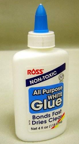 GLUE WH ROSS 4oz