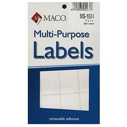LABELS 1x1-1/2 MACO MS1624 500CT
