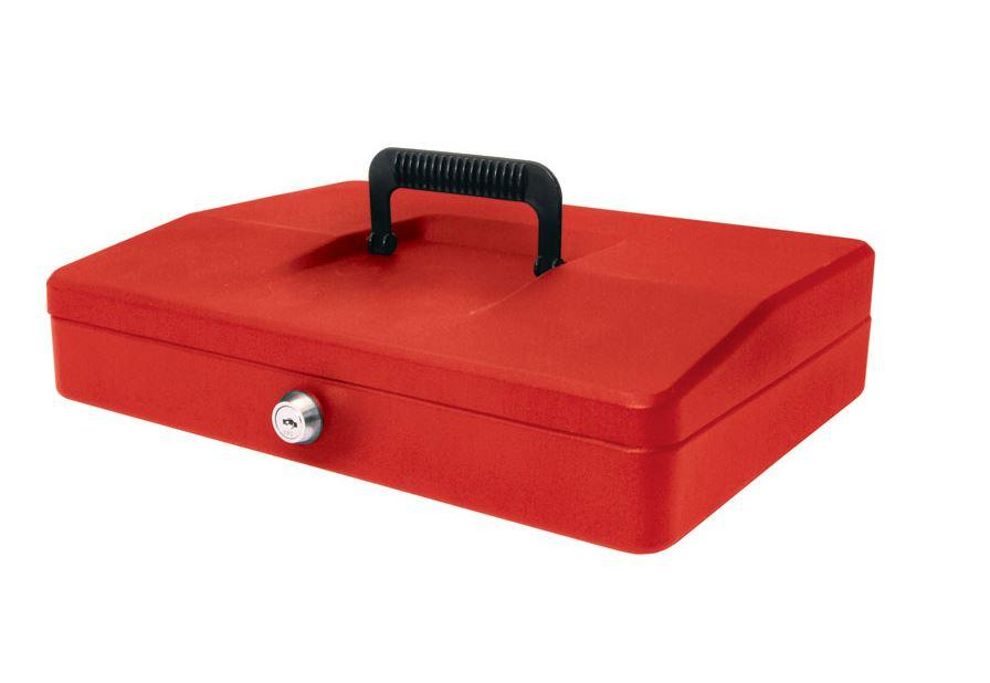 "Cash Pan 12"" Red Helix"