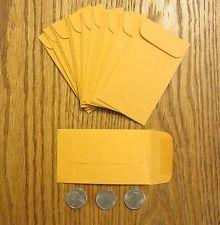 Envelope All/A 31/8X5.5 Coin 500Ct